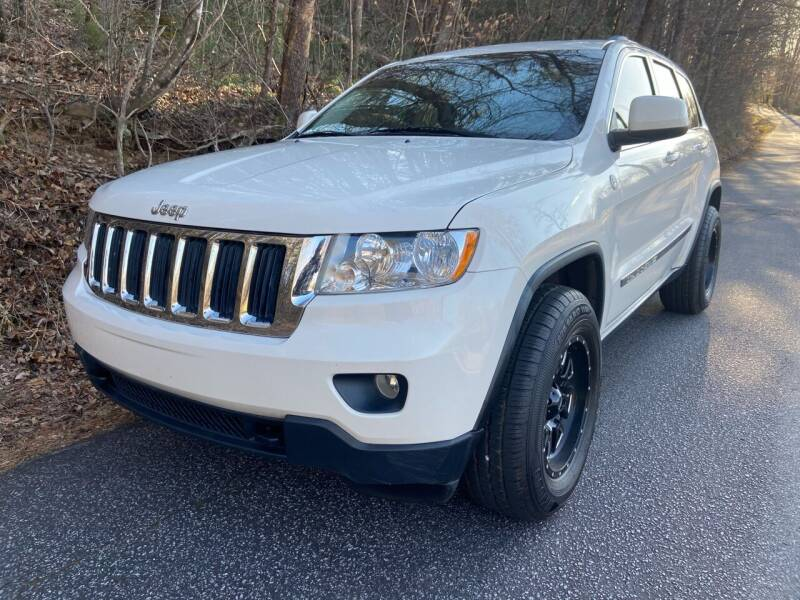 2011 Jeep Grand Cherokee for sale at Lenoir Auto in Lenoir NC