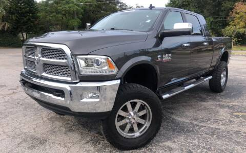 2016 RAM Ram Pickup 2500 for sale at LUXURY AUTO MALL in Tampa FL