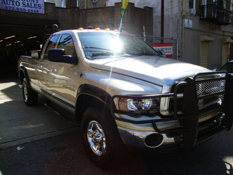 2004 Dodge Ram Pickup 2500 for sale at Discount Auto Sales in Passaic NJ