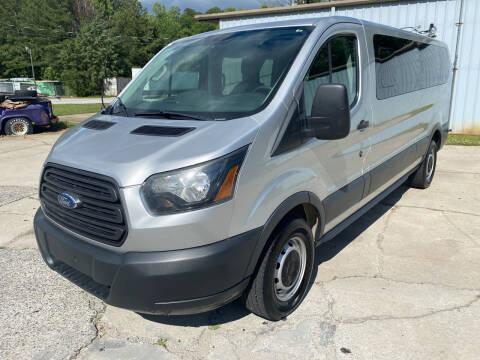 2015 Ford Transit Passenger for sale at Elite Motor Brokers in Austell GA