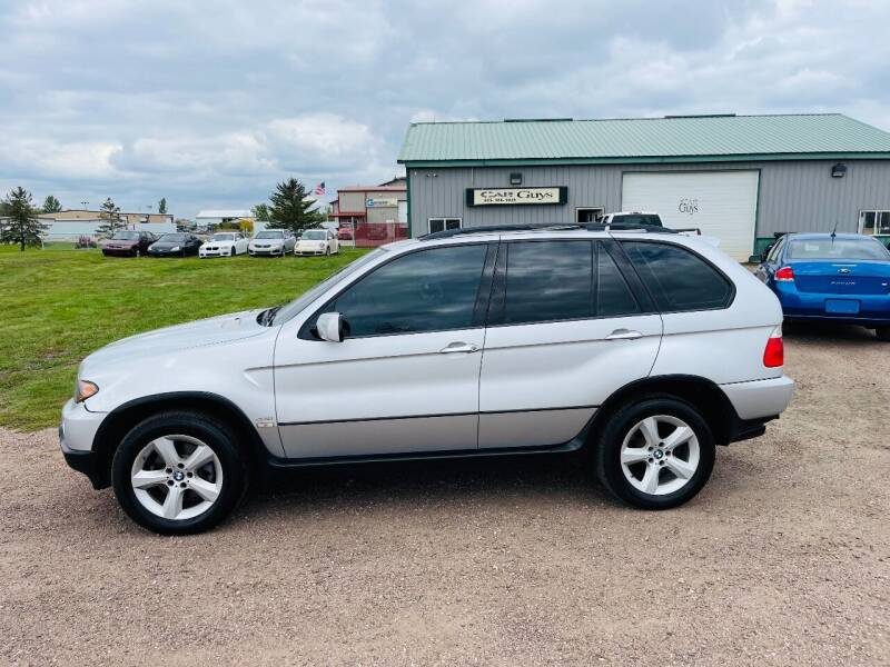 2005 BMW X5 for sale at Car Guys Autos in Tea SD