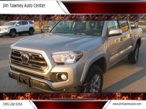 2019 Toyota Tacoma for sale at Jim Tawney Auto Center Inc in Ottawa KS