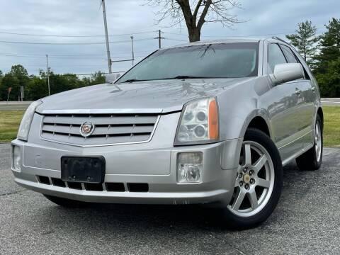 2006 Cadillac SRX for sale at MAGIC AUTO SALES - Magic Auto Prestige in South Hackensack NJ