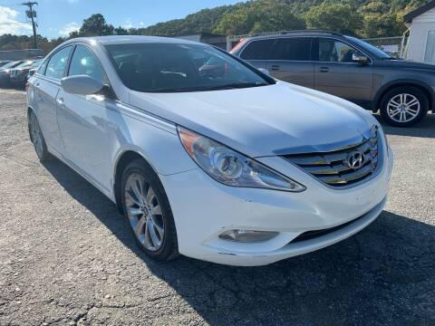 2012 Hyundai Sonata for sale at Ron Motor Inc. in Wantage NJ