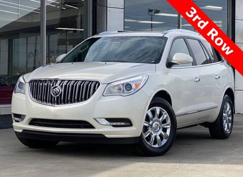 2014 Buick Enclave for sale at Carmel Motors in Indianapolis IN