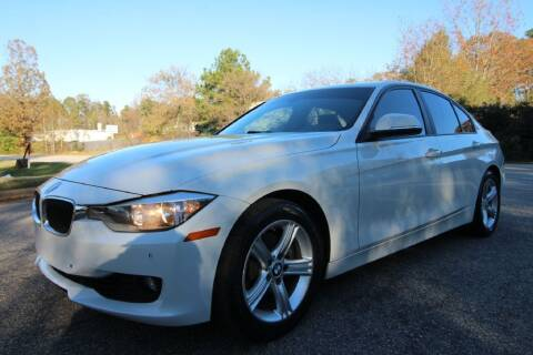 2014 BMW 3 Series for sale at Oak City Motors in Garner NC