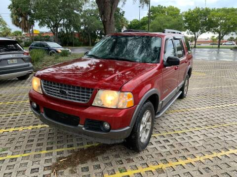 2005 Ford Explorer for sale at Florida Prestige Collection in Saint Petersburg FL