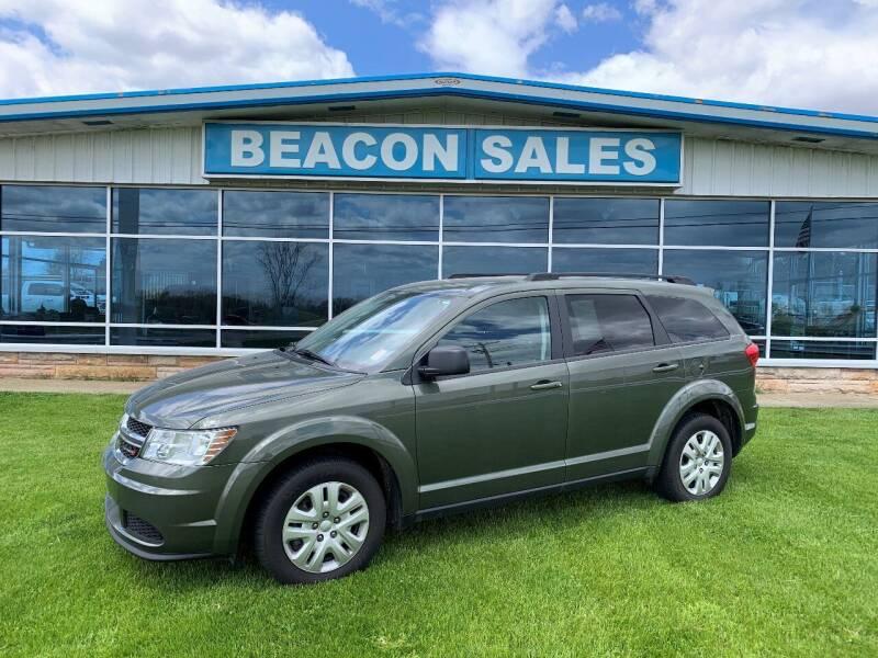 2018 Dodge Journey for sale at BEACON SALES & SERVICE in Charlotte MI