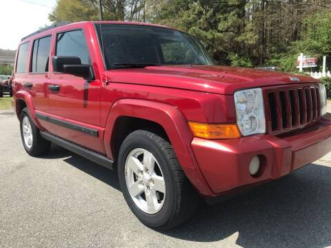 2006 Jeep Commander for sale at CAR STOP INC in Duluth GA