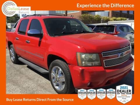 2011 Chevrolet Avalanche for sale at Dallas Auto Finance in Dallas TX
