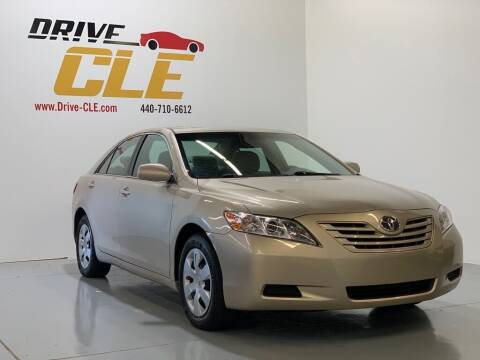 2009 Toyota Camry for sale at Drive CLE in Willoughby OH