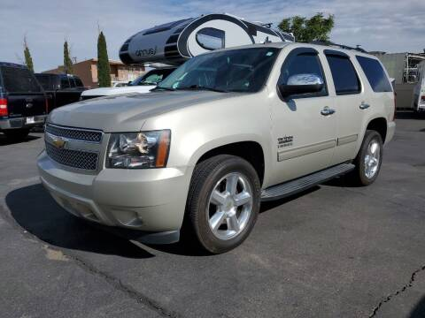2013 Chevrolet Tahoe for sale at DPM Motorcars in Albuquerque NM