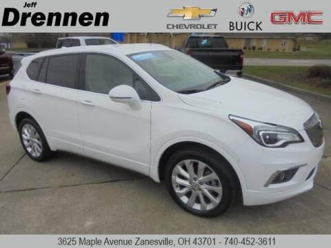 2017 Buick Envision for sale at Jeff Drennen GM Superstore in Zanesville OH
