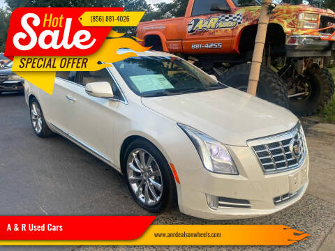 2013 Cadillac XTS for sale at A & R Used Cars in Clayton NJ