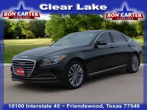 2015 Hyundai Genesis for sale at Ron Carter  Clear Lake Used Cars in Houston TX