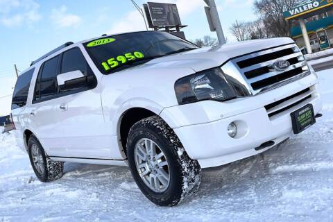 2013 Ford Expedition for sale at Island Auto in Grand Island NE