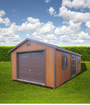 2020 HERITAGE STRUCTURES SHEDS for sale at Brian's Sales and Service in Rochester NY