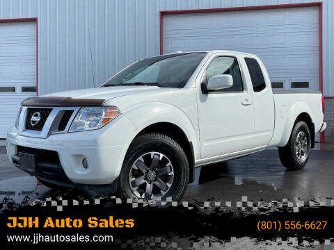 2014 Nissan Frontier for sale at JJH Auto Sales in Salt Lake City UT