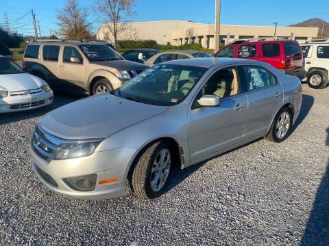 2012 Ford Fusion for sale at Bailey's Auto Sales in Cloverdale VA
