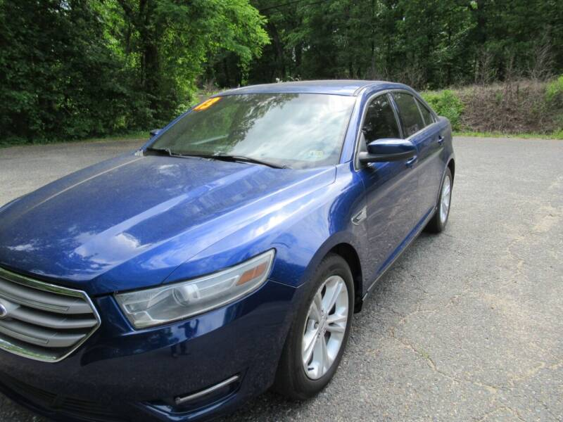 2013 Ford Taurus for sale at 4Auto Sales, Inc. in Fredericksburg VA