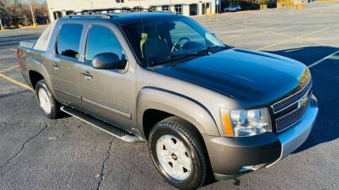 2011 Chevrolet Avalanche for sale at H & B Auto in Fayetteville AR