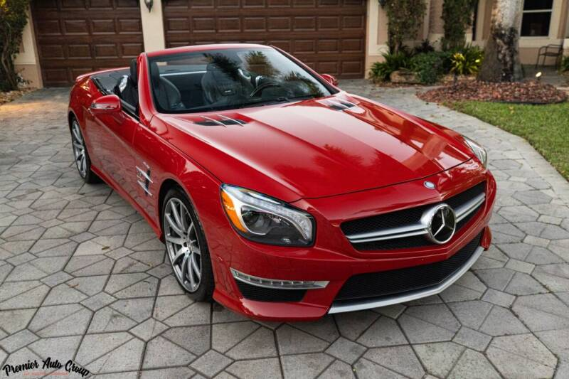 2013 Mercedes-Benz SL-Class for sale at Premier Auto Group of South Florida in Wellington FL