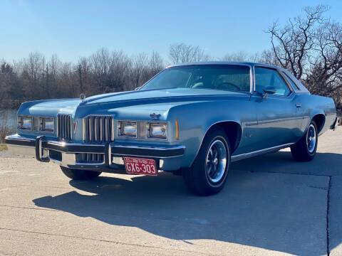 1977 Pontiac Grand Prix for sale at Prenger's Classics in Macon MO