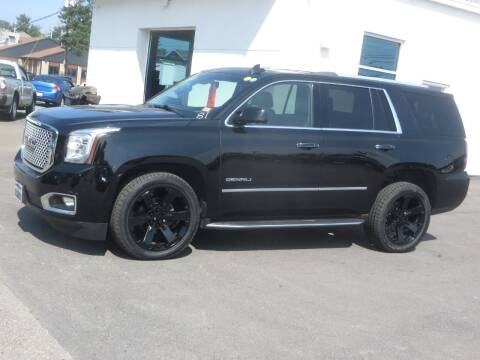 2016 GMC Yukon for sale at Price Auto Sales 2 in Concord NH