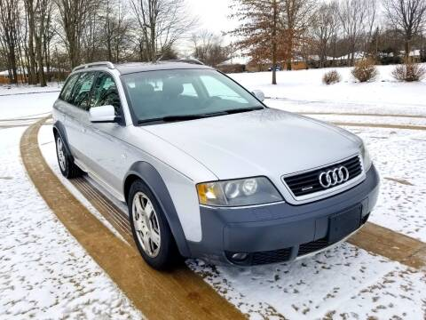 2003 Audi Allroad for sale at Lease Car Sales 3 in Warrensville Heights OH