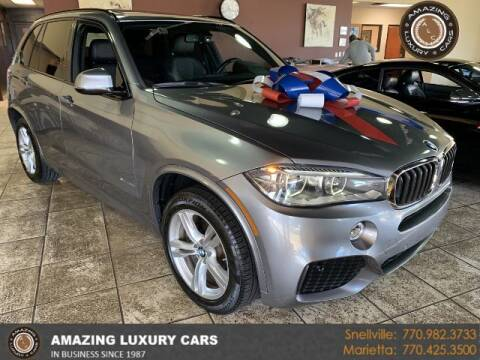 2015 BMW X5 for sale at Amazing Luxury Cars in Snellville GA