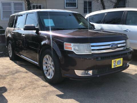 2009 Ford Flex for sale at El Tucanazo Auto Sales in Grand Island NE
