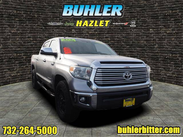 2015 Toyota Tundra for sale at Buhler and Bitter Chrysler Jeep in Hazlet NJ