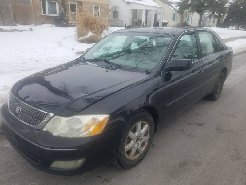 2002 Toyota Avalon for sale at REM Motors in Columbus OH