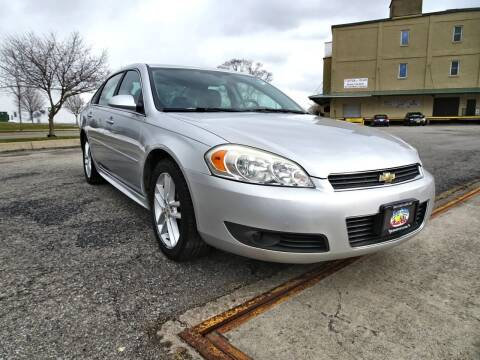 2010 Chevrolet Impala for sale at Great Lakes Classic Cars & Detail Shop in Hilton NY