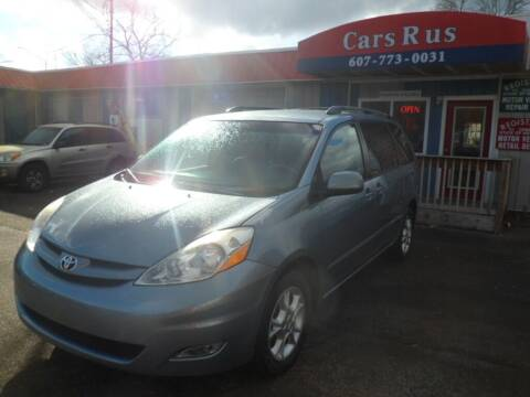 2006 Toyota Sienna for sale at Cars R Us in Binghamton NY