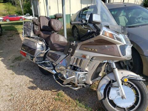 1985 Honda GL1 for sale at Scarletts Cars in Camden TN