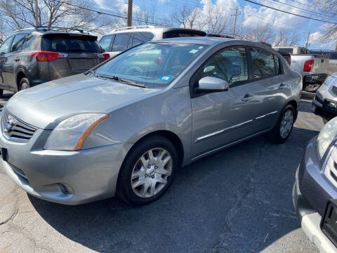 2012 Nissan Sentra for sale at Real Deal Auto Sales in Manchester NH