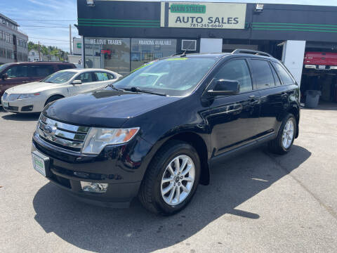 2010 Ford Edge for sale at Wakefield Auto Sales of Main Street Inc. in Wakefield MA