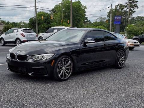 2014 BMW 4 Series for sale at Gentry & Ware Motor Co. in Opelika AL
