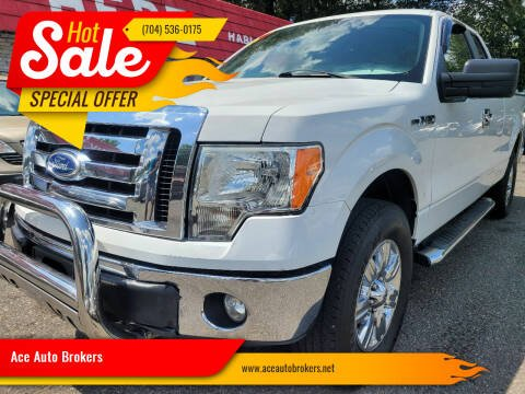 2011 Ford F-150 for sale at Ace Auto Brokers in Charlotte NC