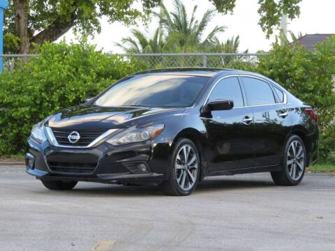 2017 Nissan Altima for sale at DK Auto Sales in Hollywood FL