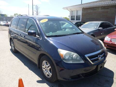 2005 Honda Odyssey for sale at I57 Group Auto Sales in Country Club Hills IL