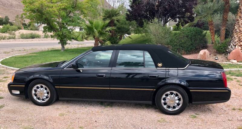 2005 Cadillac DeVille for sale at GEM Motorcars in Henderson NV