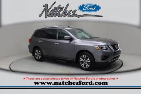 2017 Nissan Pathfinder for sale at Auto Group South - Natchez Ford Lincoln in Natchez MS