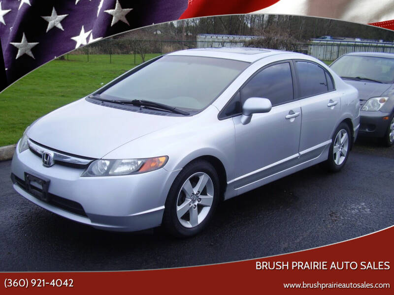2006 Honda Civic for sale at Brush Prairie Auto Sales in Battle Ground WA