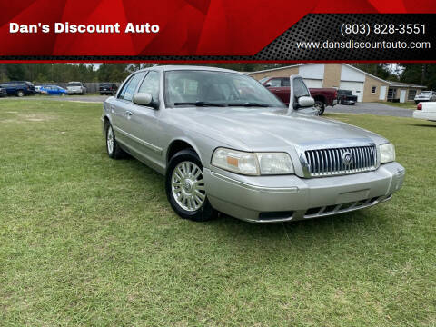 2006 Mercury Grand Marquis for sale at Dan's Discount Auto in Gaston SC