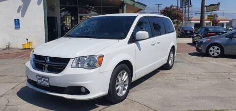 2019 Dodge Grand Caravan for sale at Auto Land in Ontario CA