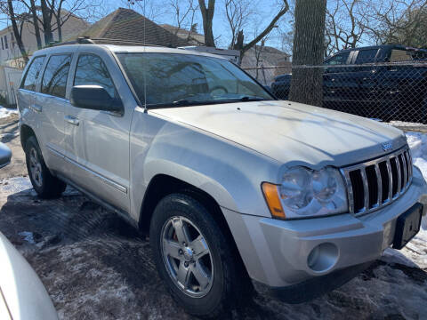 2007 Jeep Grand Cherokee for sale at Charles and Son Auto Sales in Totowa NJ