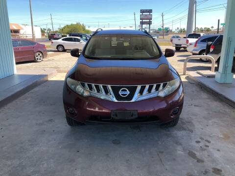 2009 Nissan Murano for sale at Max Motors in Corpus Christi TX