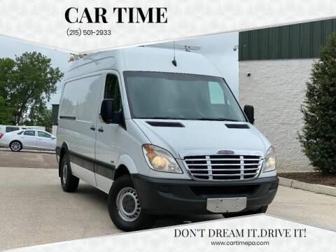 2011 Freightliner Sprinter Cargo for sale at Car Time in Philadelphia PA